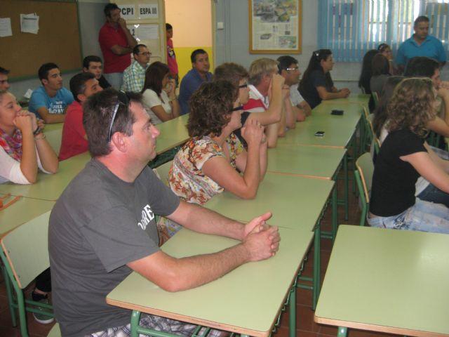Protecci�n Civil de Totana imparte un curso de primeros auxilios, Foto 1