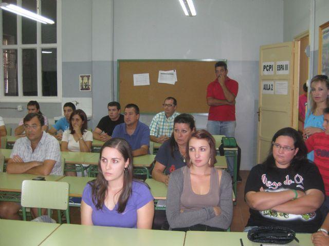 Protecci�n Civil de Totana imparte un curso de primeros auxilios, Foto 2