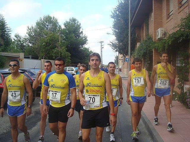 Continua la intensa actividad de los atletas del Club Atletismo Totana, Foto 3