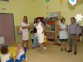 El Ayuntamiento de Molina de Segura invierte 101.293,94 euros en obras de mejora de la Escuela Infantil La Inmaculada