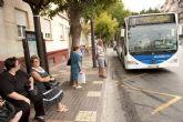 Los autobuses urbanos funcionarán como un domingo durante la huelga general