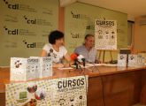 El Ayuntamiento de Puerto Lumbreras pone en marcha un nuevo programa de formación