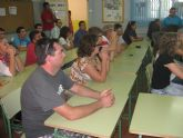 Protección Civil de Totana imparte un curso de primeros auxilios