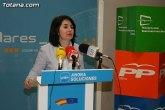 El PP de Totana considera que 'España no necesita huelgas generales'