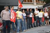 UPyD muestra su solidaridad con los trabajadores de Prensa del Sureste