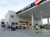 Inauguran la Estación de Servicio 'Lo Bolarín', en el polígono industrial de La Unión