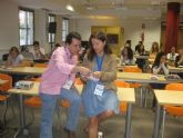 María Dolores Sánchez destacan las actividades integradoras de 'Redes' en la inauguración del seminario 'Programas de ocio inclusivo'