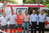 El Ayuntamiento firma un convenio con Cruz Roja que hace posible la disponibilidad de una ambulancia m�s en el municipio