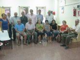 El nuevo presidente de la Junta de Era Alta se presenta a los mayores y mujeres de la pedanía