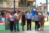 El jard�n de Las Am�ricas ha sido completamente renovado y cambiado el mobiliario infantil con atractivos juegos