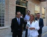 El Ayuntamiento de Santomera amplía sus dependencias con 700 metros cuadrados de nuevas instalaciones
