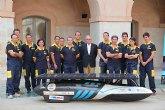 Un consorcio formado por la UPCT, la Politécnia de Valencia y Berceo participa este fin de semana en la Solar Race