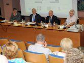 La Universidad de Murcia celebra un congreso sobre la Información con la presencia del nuevo doctor honoris causa