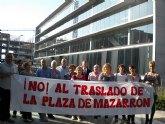 'Visto para sentencia'. Asociación de afectados por el traslado de la Plaza de Abastos de Mazarrón