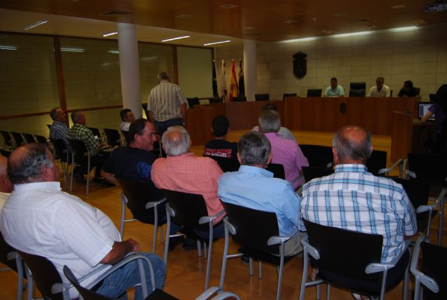 El Consejo Agrario y ganadero acuerda celebrar la segunda Feria de la Agricultura y la Ganader�a, Foto 1