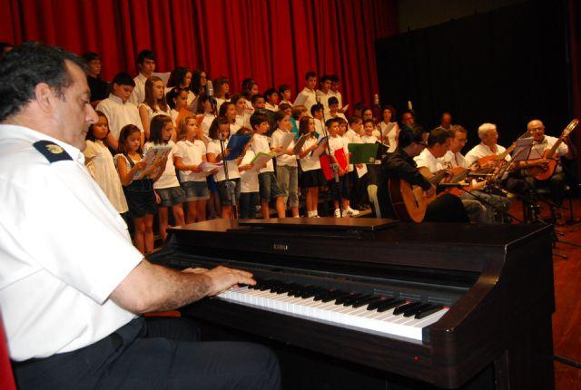 La Escuela Municipal de Música celebra una audición en el Centro Sociocultural La Cárcel, Foto 1