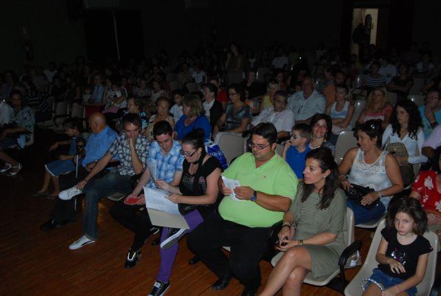 La Escuela Municipal de Música celebra una audición en el Centro Sociocultural La Cárcel, Foto 2