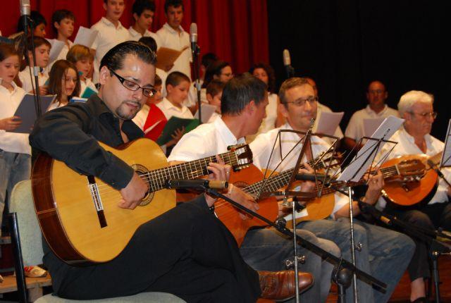 La Escuela Municipal de Música celebra una audición en el Centro Sociocultural La Cárcel, Foto 4