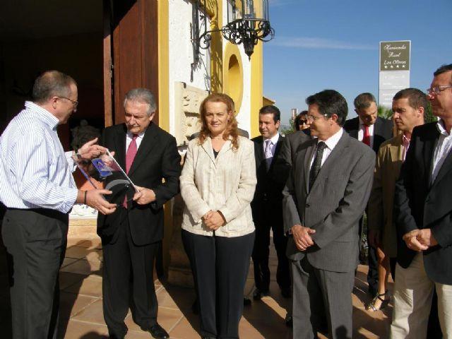 La acreditación de la calidad de la oferta turística de Lorca aumenta hoy a 9 certificados Q y 23 SICTED - 1, Foto 1