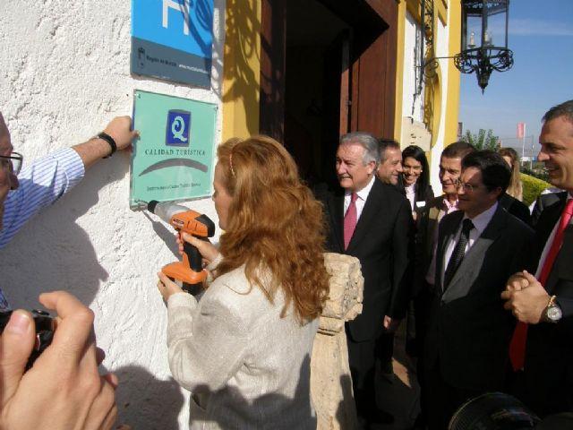 La acreditación de la calidad de la oferta turística de Lorca aumenta hoy a 9 certificados Q y 23 SICTED - 2, Foto 2