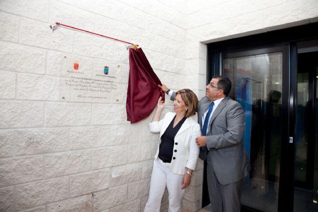 El centro de salud de Mazarrón abre sus puertas - 1, Foto 1