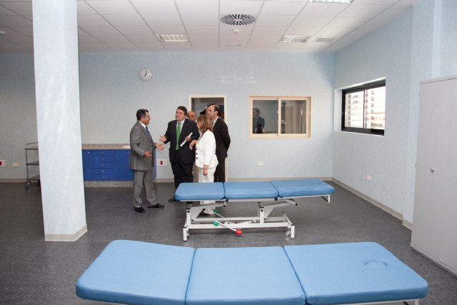 La Comunidad invierte 3,2 millones de euros en ampliar y renovar el Centro de Salud de Mazarrón - 1, Foto 1
