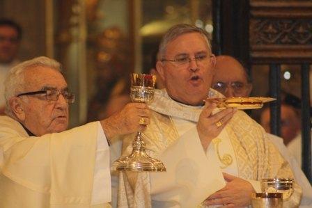 Misa de Acción de gracias por los 40 años de D. Juan Uribe al servicio de las misiones - 2, Foto 2
