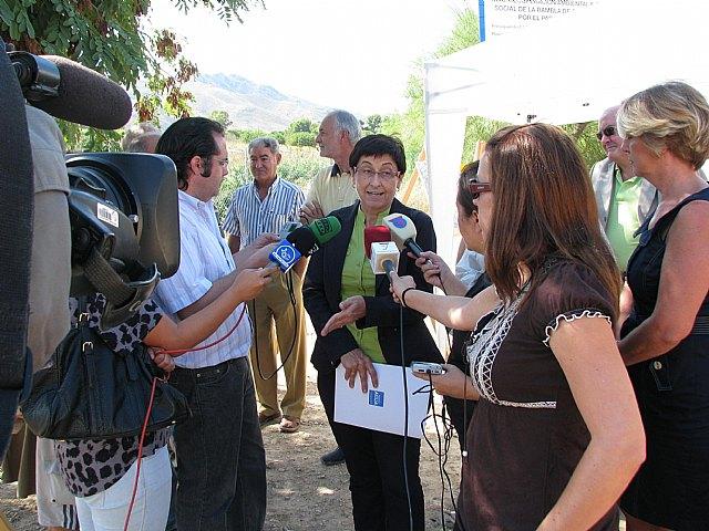 La UE cofinancia la recuperación  ambiental de la Rambla de Canteras para integrarla en el trazado urbano de la pedanía cartagenera - 2, Foto 2