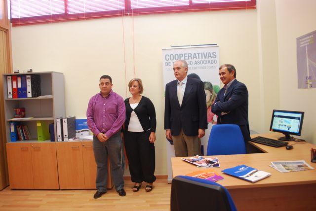 Nueva oficina para el fomento del autoempleo y el cooperativismo - 2, Foto 2