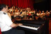 La Escuela Municipal de Música celebra una audición en el Centro Sociocultural 'La Cárcel'