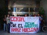 Ecologistas en Acción secundó la Huelga General