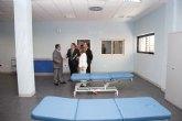 La Comunidad invierte 3,2 millones de euros en ampliar y renovar el Centro de Salud de Mazarr�n