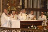 Misa de Acción de gracias por los 40 años de D. Juan Uribe al servicio de las misiones
