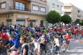 ´En Forma Pedaleando´ 2010 congregó a un millar de lumbrerenses en su tradicional recorrido urbano en bicicleta