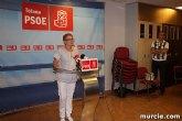 Los socialistas votan en primarias y eligen a Begoña García Retegui como candidata a las elecciones regionales de 2011