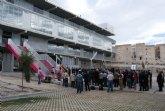 El alcalde asiste a la inauguración del Campus Universitario de Lorca
