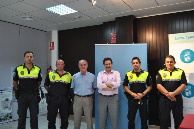 San Pedro crea la Unidad de Policía de Proximidad - 1, Foto 1