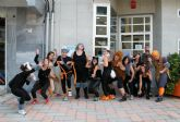 Una veintena de jóvenes lumbrerenses se forman en 'Animación y Teatro de Calle' a través del Espacio Joven