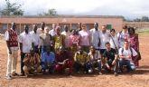 La Asociación Deportiva de Puerto Lumbreras colabora en la construcción de 3 aulas de colegio en  Burkina Faso