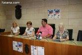 El VI encuentro solidario de amigos y enfermos de alzheimer se celebrar� del 11 al 17 de octubre