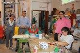 Las instalaciones del Centro Ocupacional José Moyá y del futuro Centro Polivante de Discapacitados estrenan la instalación de la climatización