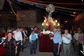 La Virgen del Pilar recibirá el homenaje festivo de los vecinos de La Florida torreña