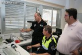 Las personas con problemas auditivos ya pueden ponerse en contacto con la Policía Local enviando un mensaje de móvil al teléfono 682282092