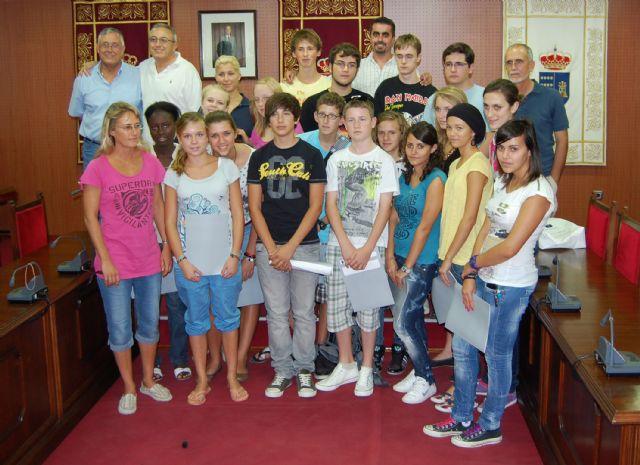 Las Torres de Cotillas acoge un intercambio escolar hispano-germano - 1, Foto 1