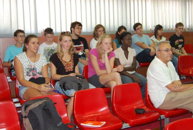 Las Torres de Cotillas acoge un intercambio escolar hispano-germano - 2, Foto 2