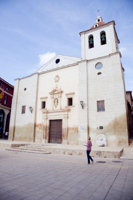 La junta concede licencia de obras para reparar la Iglesia de San Antonio de Padua - 1, Foto 1