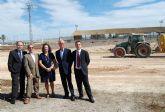 Comienzan en Las Torres de Cotillas las obras de urbanización del polígono industrial Forquisa
