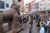 Miles de lumbrerenses han disfrutado del tradicional Desfile 2010