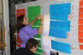 43 personas debaten sobre el futuro de El Berro y su entorno