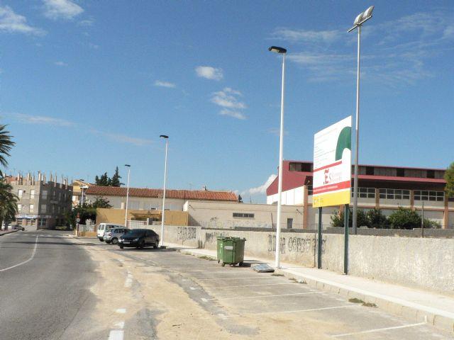 Un gran proyecto de iluminación para el municipio de Mazarrón - 1, Foto 1